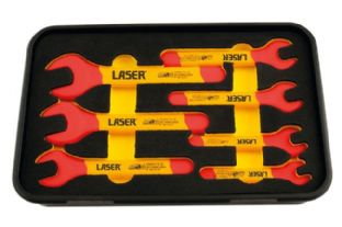 Laser 6048 7 Piece Insulated Wrench Set